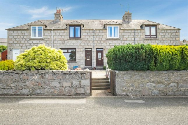 Thumbnail Terraced house for sale in Paradise Road, Kemnay, Inverurie, Aberdeenshire