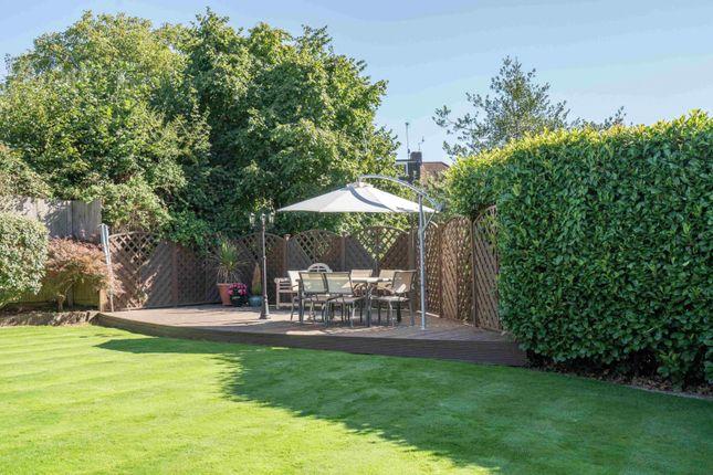Rear Garden of Guildford Road, Horsham RH12