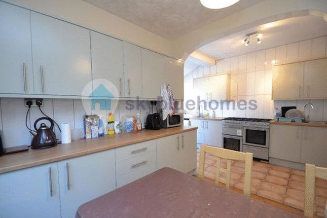 Thumbnail Town house to rent in Brookhouse Street, Leicester