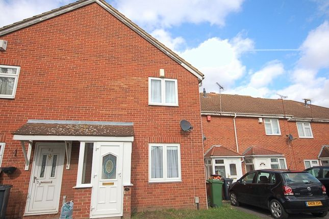 Thumbnail Terraced house to rent in Blossom Close, Dagenham