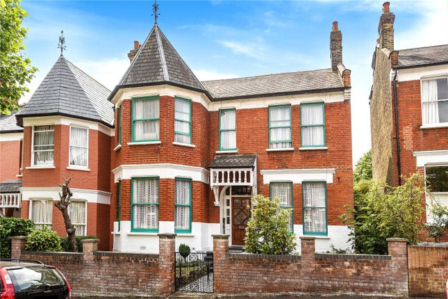 Thumbnail Semi-detached house for sale in Stapleton Hall Road, Crouch End, London