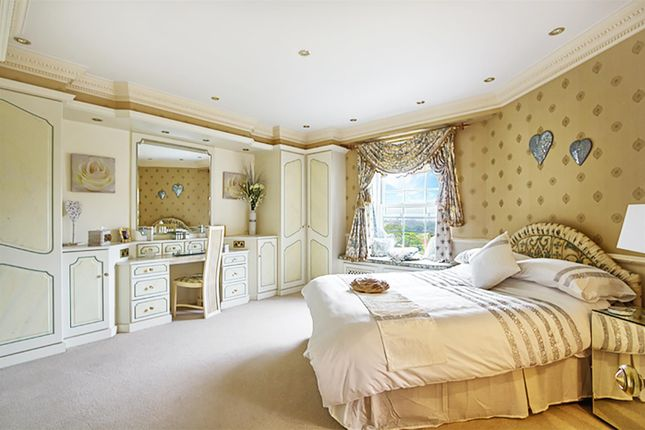Master Bed.Png of Springbank, Greens Arms Road, Turton, Bolton BL7