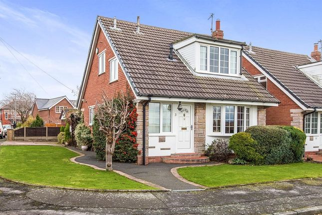Thumbnail Detached house for sale in Woodlands Close, Newton, Preston