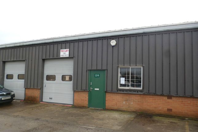 Thumbnail Industrial to let in Innsworth Lane, Gloucester