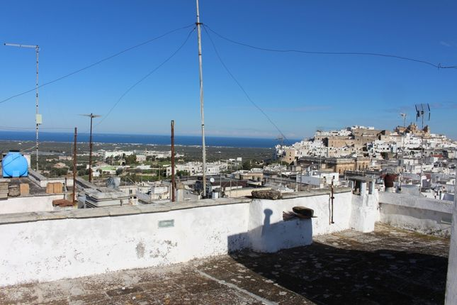 Roof Terrace of Casa Zona Ottocentesca, Ostuni, Puglia, Italy