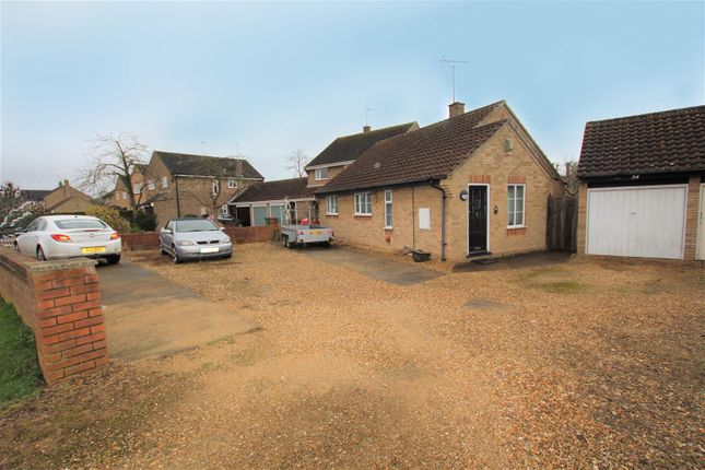 3 bed detached bungalow for sale in Welmore Road, Glinton, Peterborough PE6