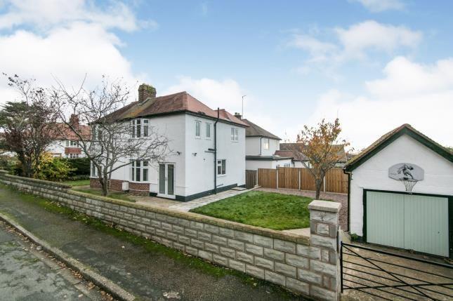 Thumbnail Detached house for sale in East Avenue, Prestatyn, Denbighshire, .
