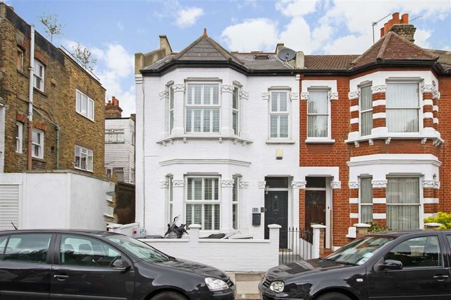 Thumbnail Property to rent in Edgarley Terrace, London