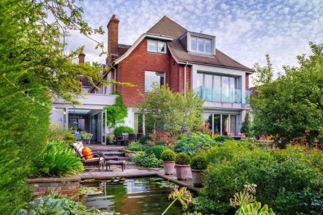 Thumbnail Detached house for sale in Oakhill Avenue, Hampstead, London