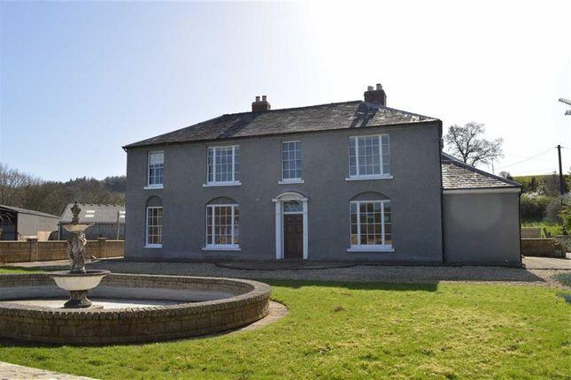 Thumbnail Farmhouse to rent in Glandulas Farmhouse, Llanidloes Road, Llanidloes Road, Newtown, Powys