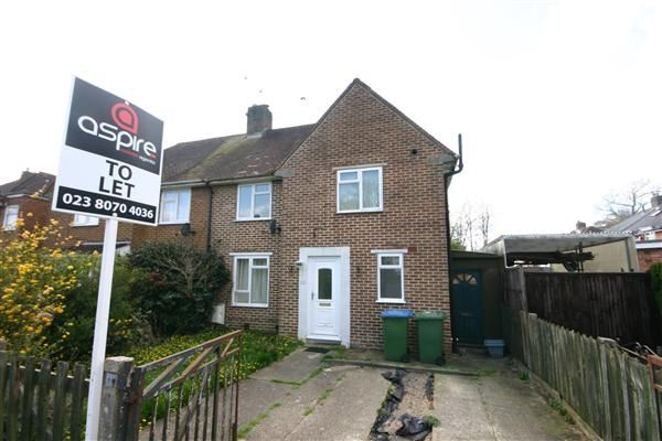 Thumbnail End terrace house to rent in Aldermoor Avenue, Southampton