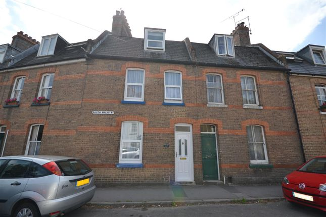 Thumbnail Terraced house for sale in South Walks Road, Dorchester