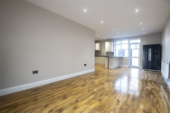 Thumbnail 2 bed flat for sale in Chenab Court, 176A London Rd, Morden