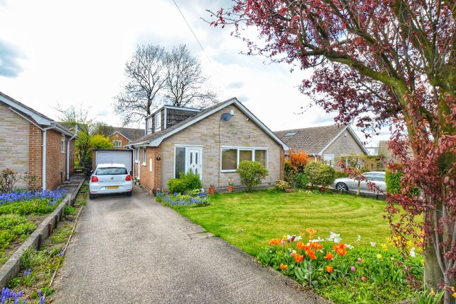 Thumbnail Detached bungalow for sale in Lawrence Close, Higham, Barnsley