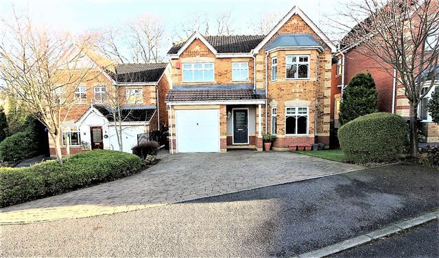 Thumbnail Detached house for sale in Moorthorpe Dell, Owlthorpe, Sheffield