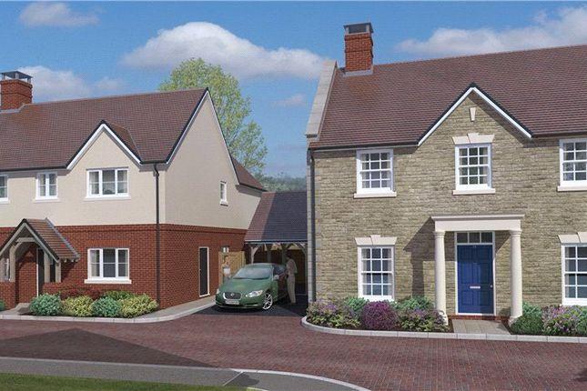 Thumbnail Detached house for sale in Giant Close, Cerne Abbas, Dorchester
