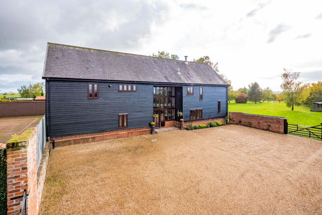 Thumbnail Barn conversion for sale in Combs, Stowmarket, Suffolk