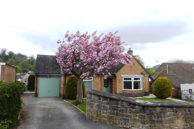 Thumbnail Detached bungalow to rent in Summer Lane, Wirksworth, Matlock