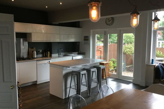 Thumbnail End terrace house to rent in Henniker Street, Swinton, Manchester