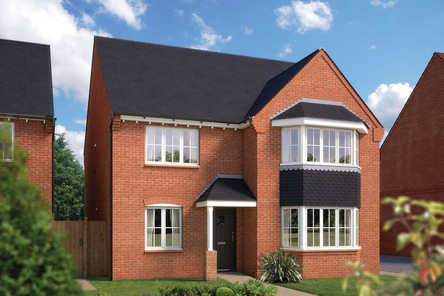 "Thumbnail Detached house for sale in ""The Oxford"" at Tixall Road, Tixall, Stafford"