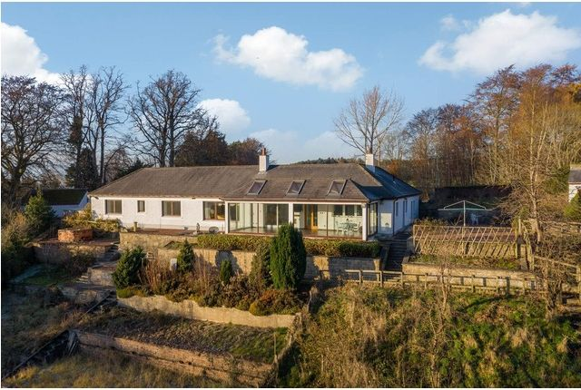 Thumbnail Detached house to rent in The Stables, Carluke, South Lanarkshire