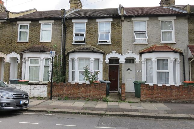Harcourt Road, London E15