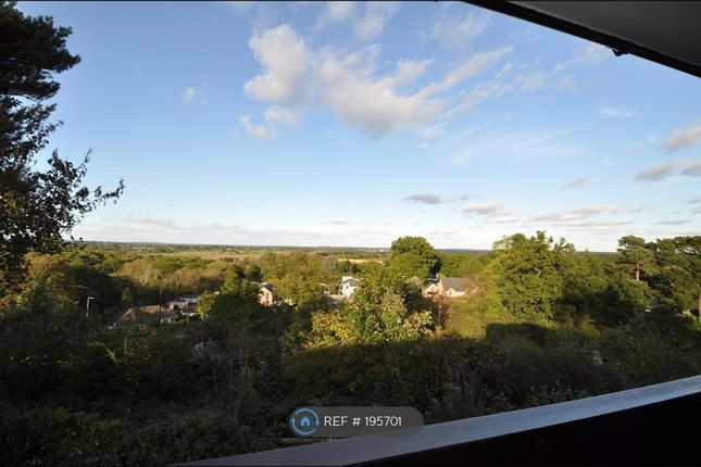 Thumbnail Flat to rent in Redhill Drive, Bournemouth