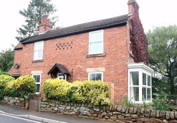 Thumbnail Detached house to rent in Blackbrook, Belper, Derbyshire