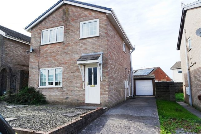 Thumbnail Detached house for sale in Woodland Place, North Cornelly, Bridgend, Mid Glamorgan