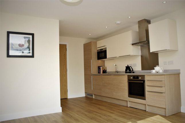 Thumbnail Flat for sale in Ashwood House, 32 Homerton Row, Homerton, Hackney