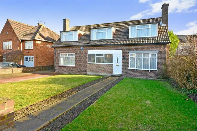 Thumbnail Detached house for sale in Cornwallis Avenue, Folkestone, Kent