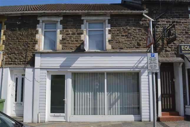 Property for sale in Cardiff Road, Bargoed