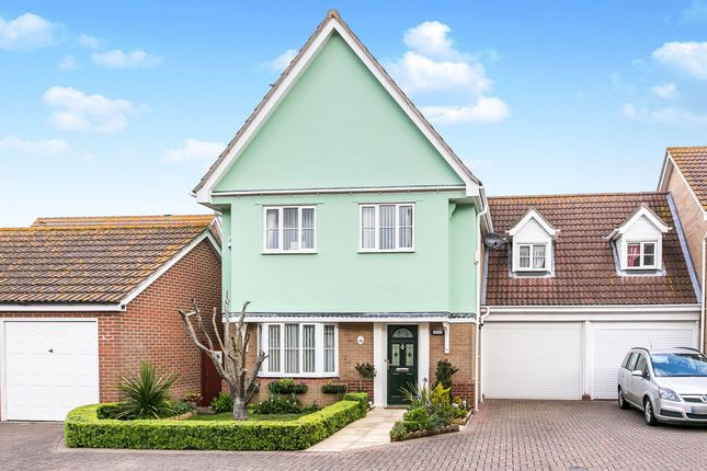 Thumbnail Detached house for sale in Artillery Drive, Dovercourt, Harwich