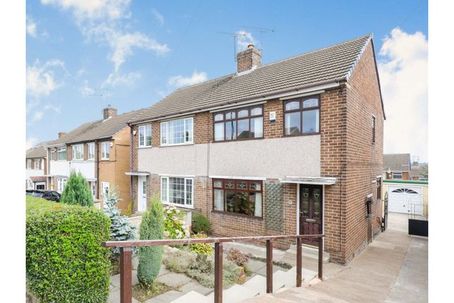 3 bed semi-detached house for sale in Beaver Hill Road, Sheffield S13