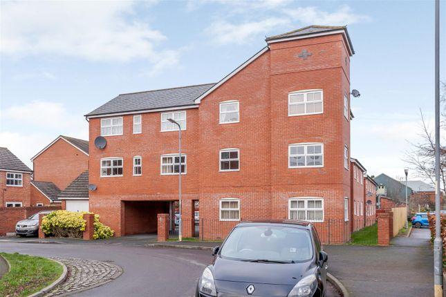 Thumbnail Flat for sale in 47 Kernal Road, Hereford HR40Pr