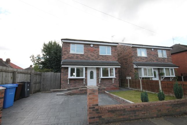 Thumbnail Detached house to rent in Gore Crescent, Salford