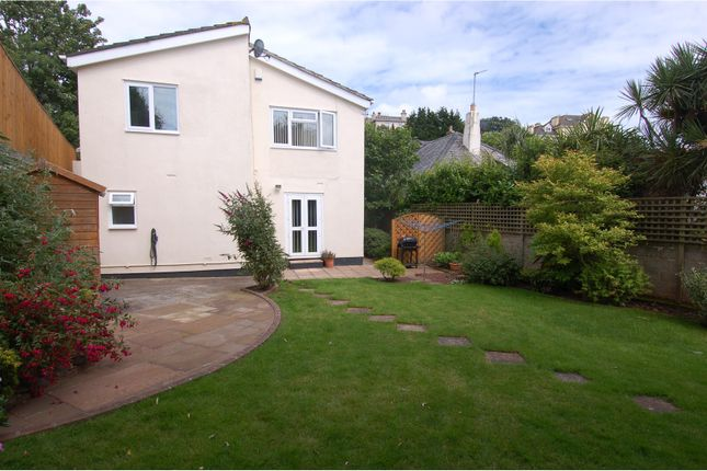 Thumbnail Detached house for sale in Thurlow Road, Torquay