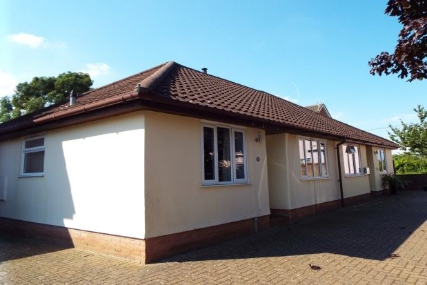 Thumbnail Bungalow to rent in Broad Meadow, Walsham-Le-Willows, Bury St. Edmunds