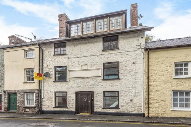 Thumbnail Terraced house for sale in Brecon, Powys LD3,