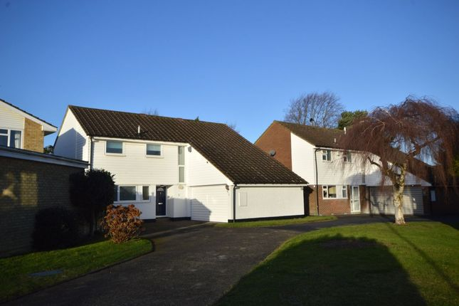 Thumbnail Detached house for sale in Linden Way, West Purley