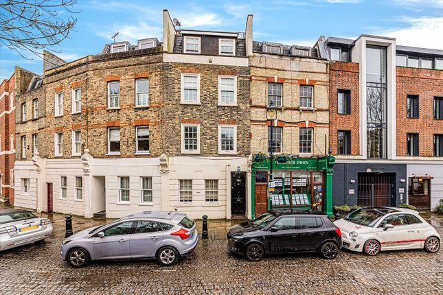 Thumbnail Terraced house for sale in Battersea Square, Battersea, London