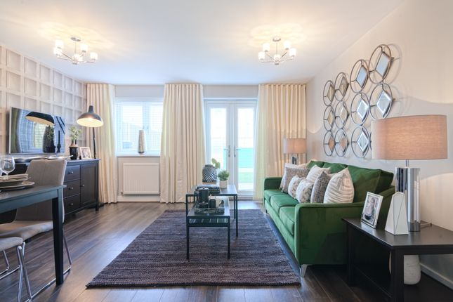 Living Room of Juniper Way, Folkestone, Kent CT18