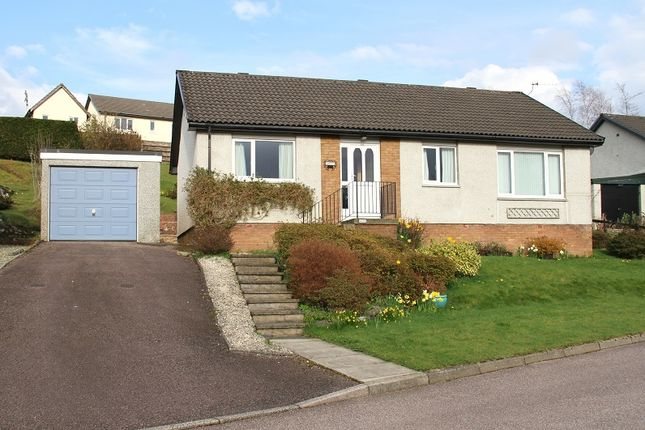 Thumbnail Detached bungalow for sale in Wilson Road, Lochgilphead