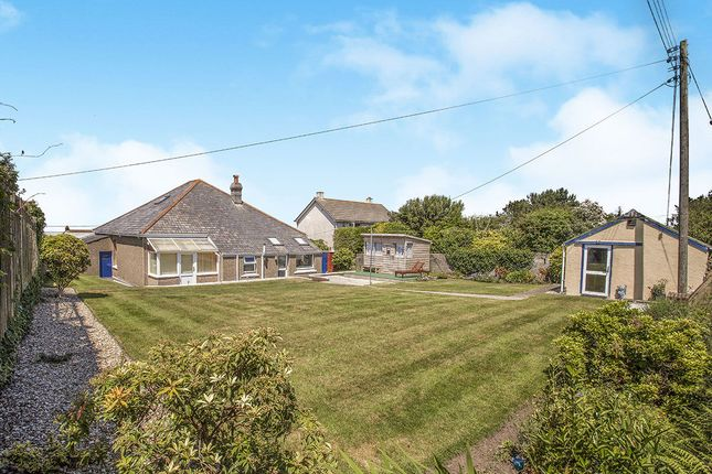 Thumbnail Bungalow for sale in Highway Lane, Mount Ambrose, Redruth