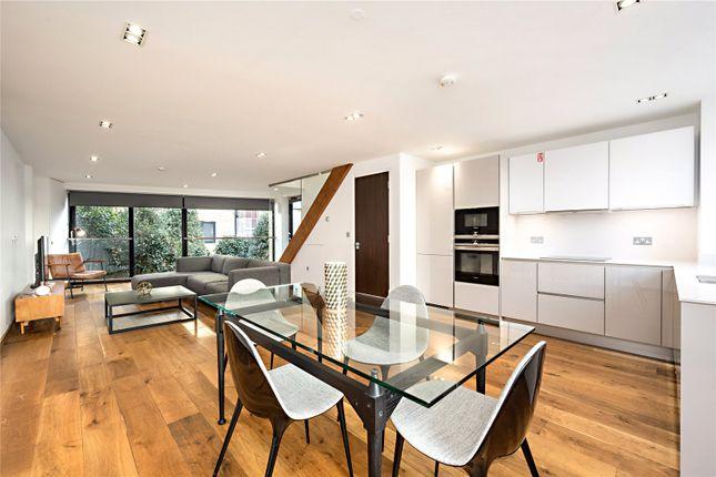 Thumbnail Flat to rent in Gifford Street, Kings Cross