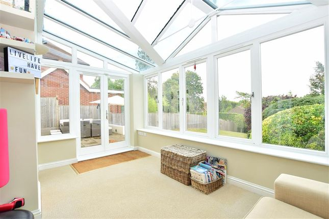 Conservatory of Goring Road, Steyning, West Sussex BN44