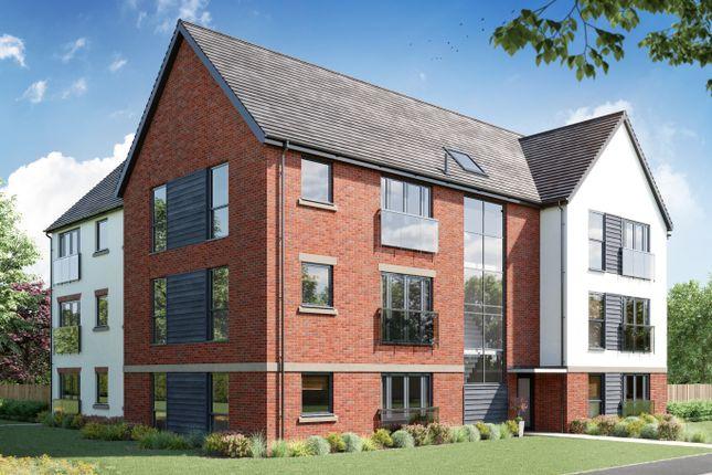 "1 bedroom triplex for sale in ""Apartment Block"" at Magenta Way, Stoke Bardolph, Burton Joyce, Nottingham"