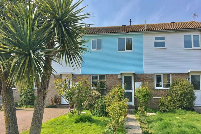 Thumbnail 2 bed terraced house to rent in Bridgemere Road, Eastbourne