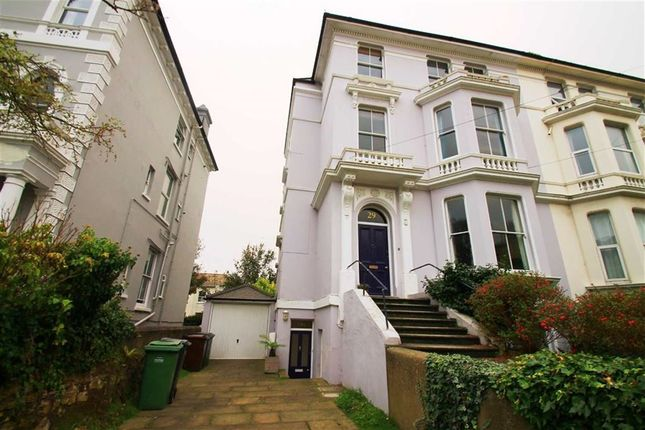 Thumbnail Semi-detached house for sale in Pevensey Road, St Leonards-On-Sea, East Sussex