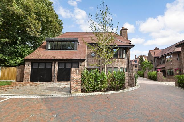 Thumbnail Detached house to rent in Chandos Way, Golders Green